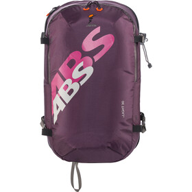 ABS s.LIGHT Compact Zaino airbag 30l viola